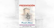 PRESENTACION REVISTA FONT-ANA