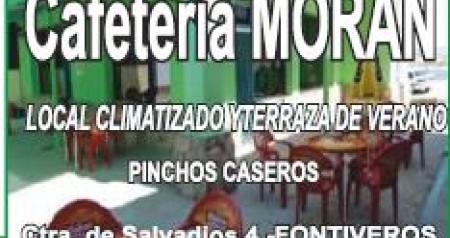 CAFETERIA MORÁN