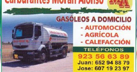 CARBURANTE MORAN ALONSO