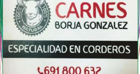 CARNES BORJA GONZALEZ