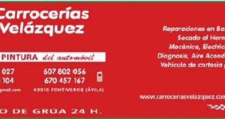 CARROCERIAS VELAZQUEZ