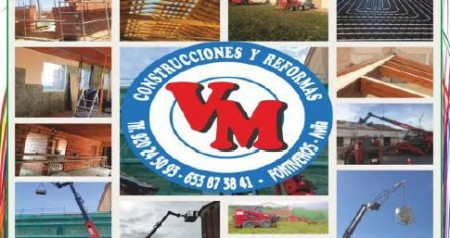 CONSTRUCCIONES Y REFORMAS VM