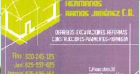 HERMANOS JIMENEZ RAMOS