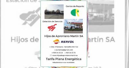 HIJOS DE APRONIANO MARTIN S.A