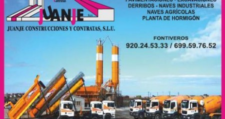 JUANJE CONSTRUCCIONES Y CONTRATAS