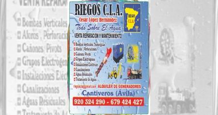 RIEGOS C.L.A