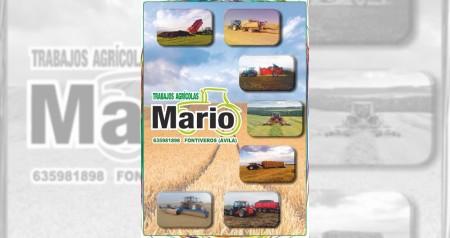 TRABAJOS AGRICOLAS MARIO