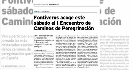 I ENCUENTRO DE CAMINOS DE PEREGRINACION