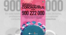 TELEFONO DE INFORMACION CORONAVIRUS