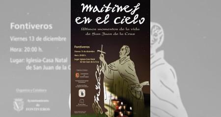 CARTEL MAITINES EN EL CIELO